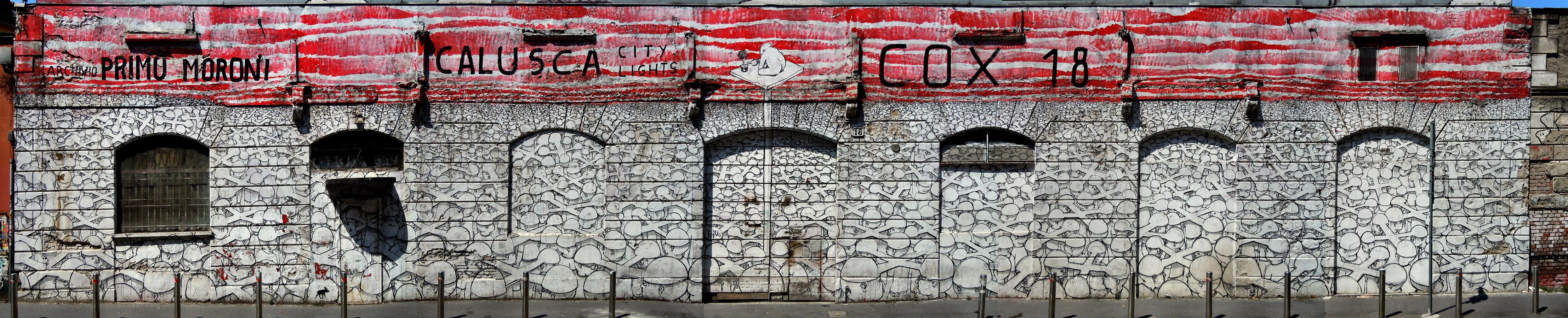 Street Art a Milano - Via Conchetta: www.thais.it/citta_italiane/Milano/Graffiti/Titano/Conchetta.htm