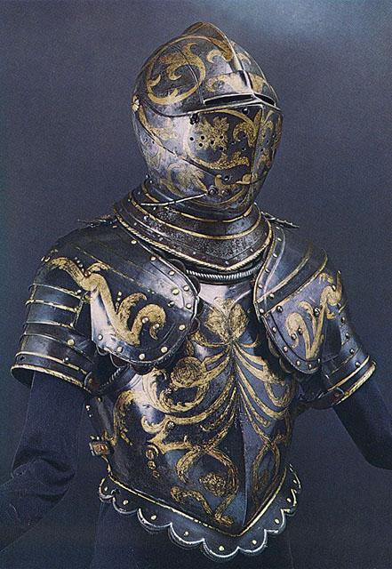 Kingdom come deliverance armor