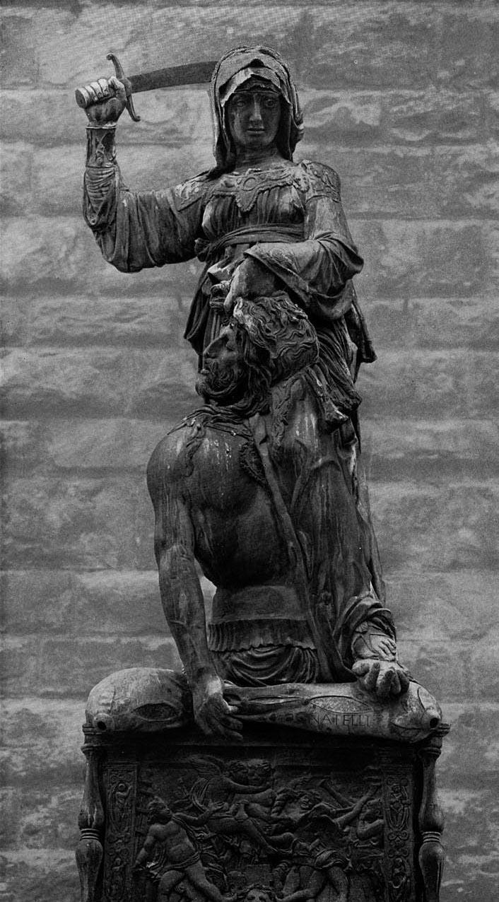 Donatello - Giuditta e Oloferne