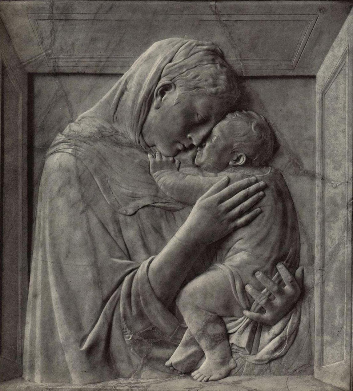 Donatello Madonna Pazzi