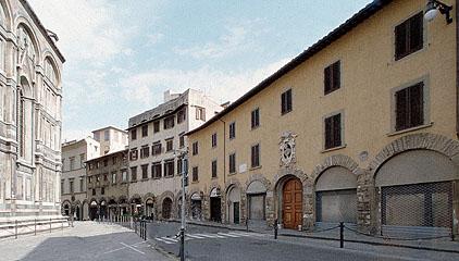 Museo Del Duomo Firenze.Firenze Museo Dell Opera Del Duomo